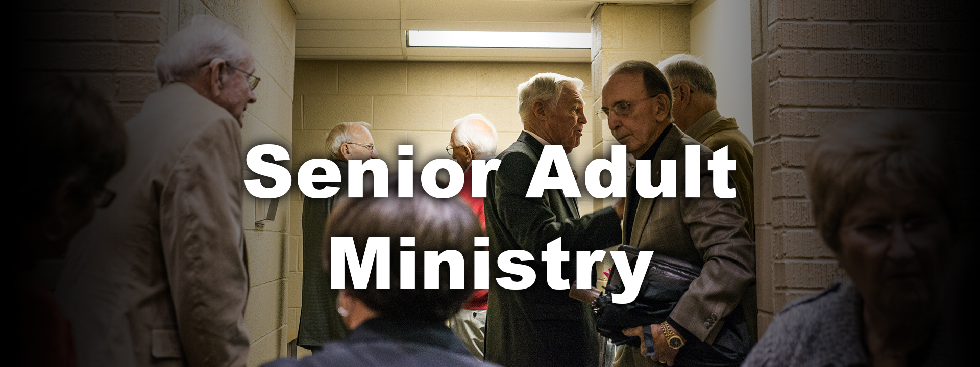 Phrase... Older adult ministry discussion